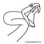 how-to-draw-a-snake-striking-step-5-drawingmentor