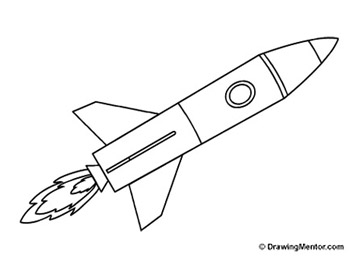 how-to-draw-a-rocket
